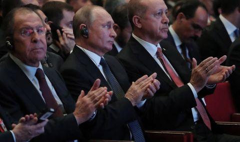 Русия призна, че има много сериозни различия с Турция