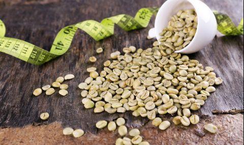 Помага ли при отслабване зеленото кафе?