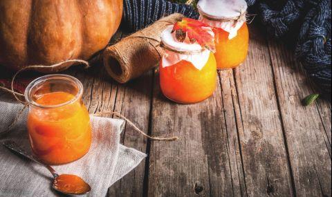 Рецепта на деня: Сладко с тиква и портокали - 1