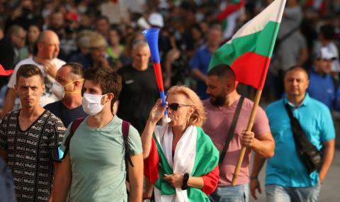 Протест: В Пловдив искат оставката и на вътрешния министър