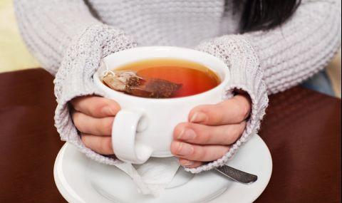 10 знака, че прекалявате с чая
