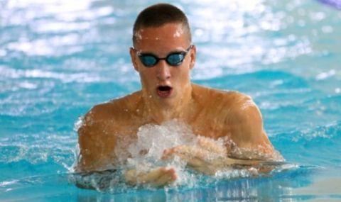 Епитропов не намери място за финала на бруст и отпадна от Олимпиадата - 1
