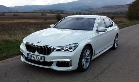 Тест на новото BMW 7er (G11) - 2