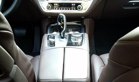 Тест на новото BMW 7er (G11) - 3