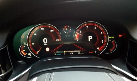 Тест на новото BMW 7er (G11) - 4