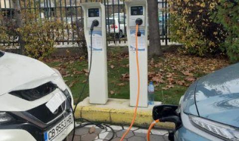 Строим 199 зарядни станции за електромобили с европейски пари