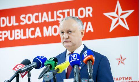ЕС и САЩ влияят на изборите в Молдова