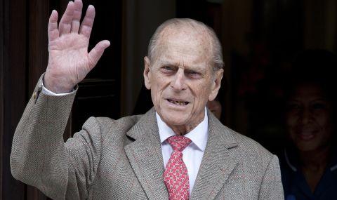 Принц Филип е по-добре, но още в болница