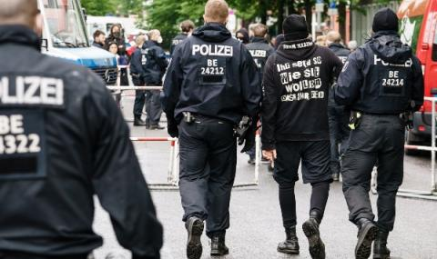 Протести в два германски града