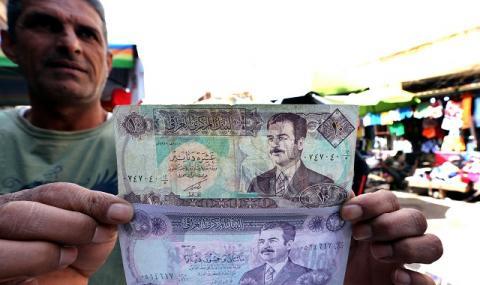 Ирак още плаща за грешките на Саддам Хюсеин