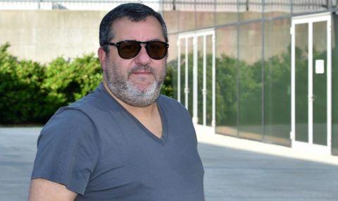 Агентът на Погба е вече в Италия - ще преговаря с Ювентус