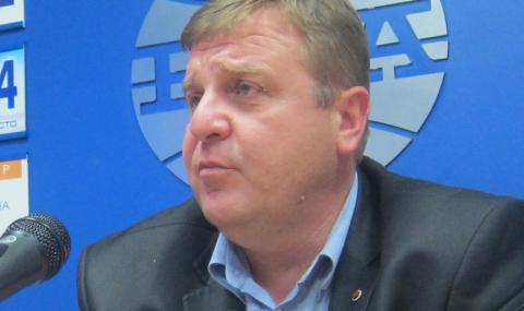 Каракачанов: Правителството не разчита на ДПС да крепи мнозинството (обновена) - 1