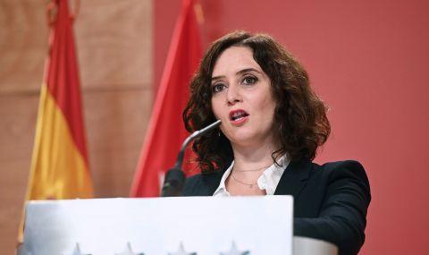 Премиерът на област Мадрид свика избори