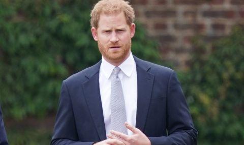 Принц Хари пуска втора книга след смъртта на кралицата - 1