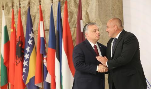 Борисов се разбра с Орбан за блокираните българите
