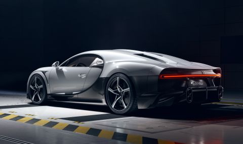 "Bugatti представи нова версия на Chiron за ""само"" 3.9 милиона долара - 7"