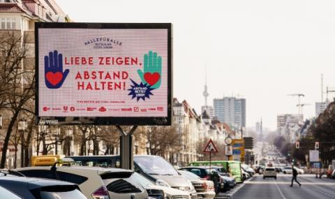 Немски учен: Заразете младите и изолирайте застрашените
