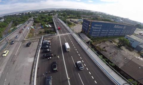 АПИ: Независими експерти казват, че Аспаруховият мост е в добро състояние