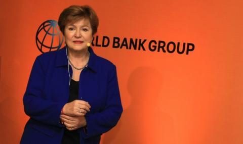 Кристалина Георгиева: България се справя с кризата по-добре от много други