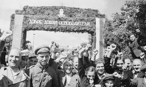9 септември 1944 г.  Последният преврат на Кимон Георгиев - 1