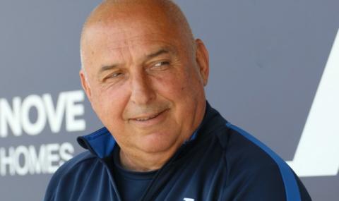 Георги Тодоров: Още не знаем дали клубът ще съществува