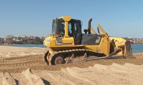 Когато пречиш на мутри да разорават и бетонират дюни