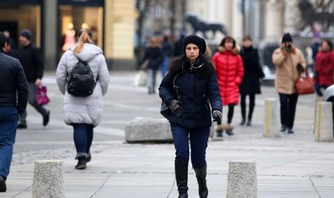 София, Пловдив и Варна препитават над 1,2 млн. души