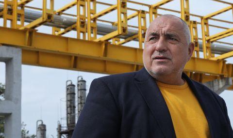 Борисов за разкритите шпиони: Те са си направо предатели