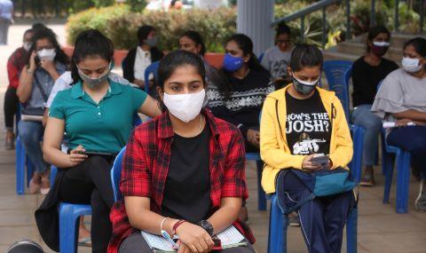 В измъчената от вируса Индия религията дава надежда
