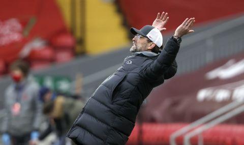 Клоп: Ливърпул е в доста екстремна ситуация