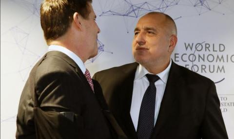 Борисов пред американския зам.-държавен секретар: Високо ценим подкрепата на САЩ