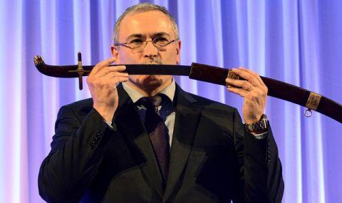Ходорковски: Ето ги двете медийни остриета на Путин!