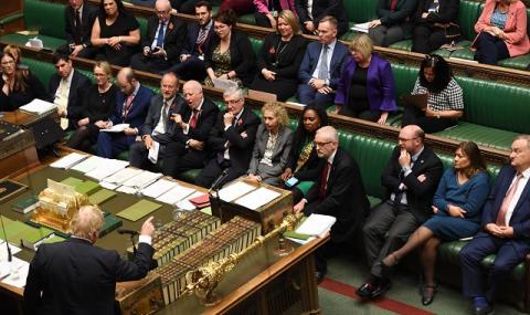 Законодателен пинг-понг за Брекзит