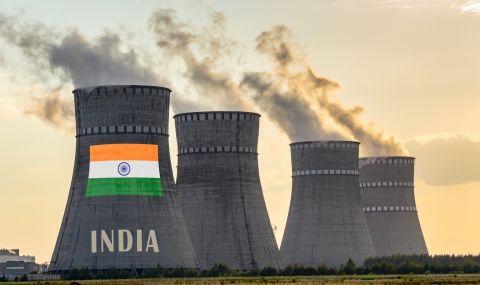 Индия планира да пусне 21 нови атомни реактора през следващите години