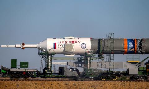Русия с голям космически план