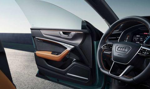 Audi A7 вече е седан - 6