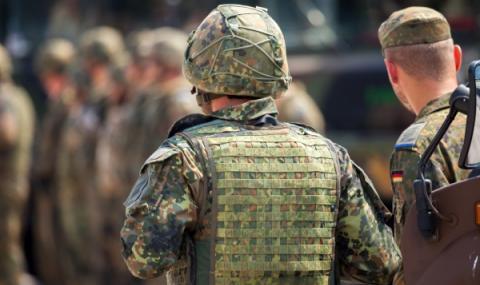 Германия увеличава разходите си за отбрана