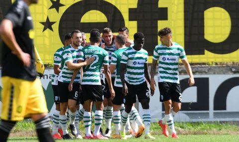 Черно море продължава за Купата след победа в Перник - 1