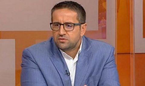 Георги Харизанов: На терен има брутална конкуренция между ГЕРБ и ДПС