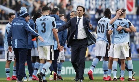 От Лацио проплакаха: Несправедливо е! Кристиано Роналдо тренира, а ние не можем