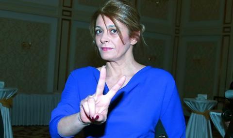 Десислава Радева не крие симпатиите си към участник в ''Гласът на България''
