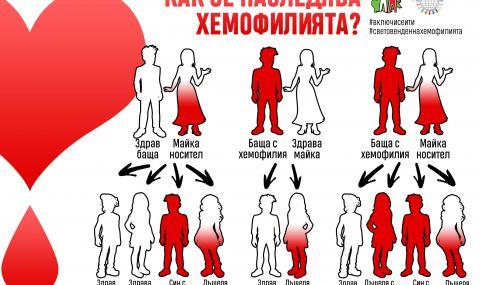 Майка на дете с хемофилия: Хората още не знаят, че не могат да се заразят - 2