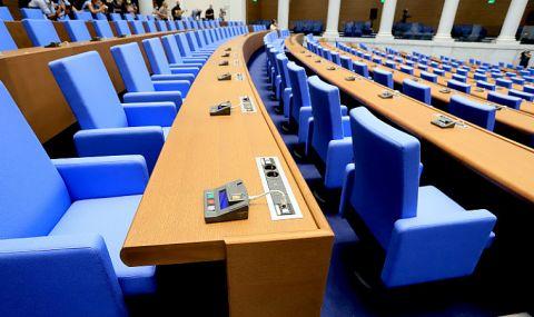 31.07% въведени протоколи: 6 партии в Парламента, ВМРО отвън