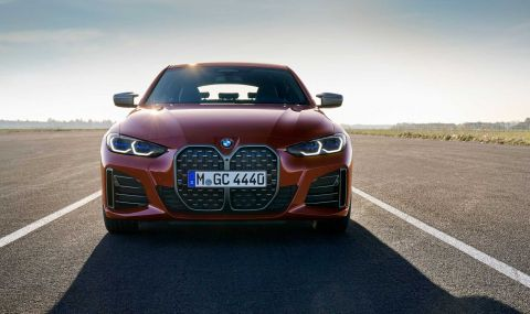 Новото BMW 4 Series Gran Coupe дебютира с познат дизайн и по-големи размери - 3
