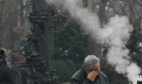 В София борят мръсния въздух с актове