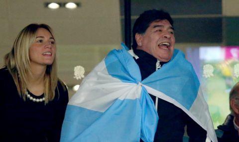 Дъщерята на Марадона: Ако ме убият, докато търсят пръстен, който нямам, да знаете, че всички са замесени