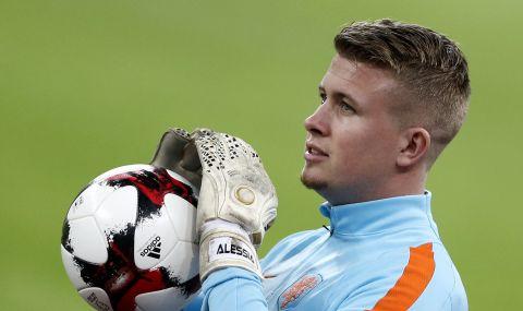 Нидерландски отбор иска над един милион евро от Лудогорец за вратаря си