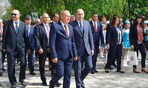 Румен Радев: Доживяхме ГЕРБ да зове държавния глава да наложи вето