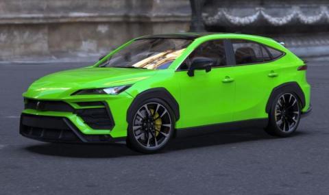 Как евтина Toyota се превръща в Lamborghini Urus