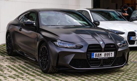 Тествахме новото BMW M4 Competition - 8